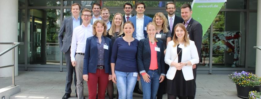 VDL-Bundessparte Young Professionals auf der Jahrestagung 2019 (Foto: Reinhardt)